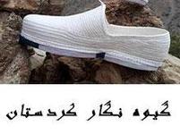 گیوه نگار کردستان