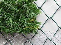 توری حصاری . فنس پلاستیکی . توری مرغی . میله فنس .سیم خاردار در شیپور-عکس کوچک