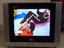تلویزیون رنگی 15 اینچ ال جی دارای ریموت کنترل  در شیپور-عکس کوچک