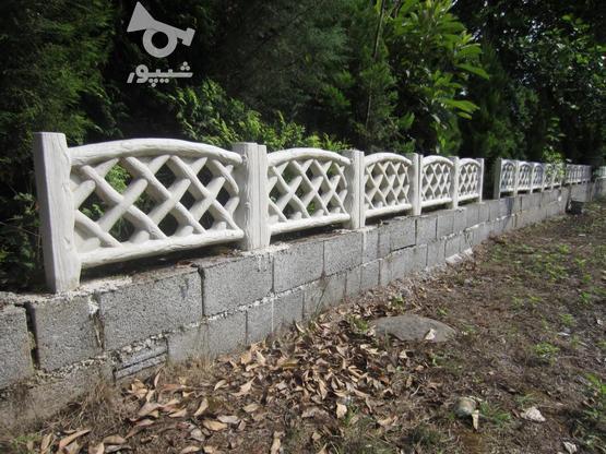 نرده حصاری باغچه و آلاچیق سنگ مصنوعی در گروه خرید و فروش خدمات و کسب و کار در مازندران در شیپور-عکس2