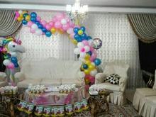 بادکنک آرایی وتولد در شیپور-عکس کوچک