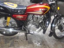 موتورهوندا کویر200 سی سی مدل 1395 در شیپور-عکس کوچک