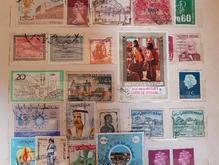 آلبوم تمبر قدیمی در شیپور-عکس کوچک