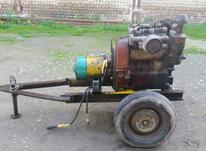 موتور جوش دیزل سیار در شیپور-عکس کوچک