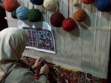 آموزش فرش ، گلیم ، گبه ، رفوگری ، طراحی نقشه فرش در شیپور-عکس کوچک