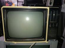 دو عدد تلویزیون آنتیک در شیپور-عکس کوچک