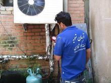 تعمیر و سرویس کولر گازی اسپیلت کلیه نقاط تهران در شیپور-عکس کوچک