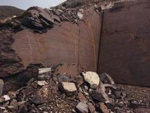 معدن 196 هکتاری شن و ماسه کوهی در استان قزوین در شیپور
