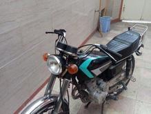موتورهندا125 طرح ژاپن در شیپور-عکس کوچک
