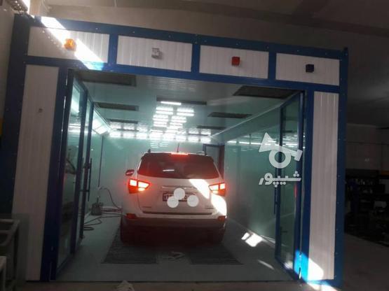 فروش اقساطی اتاق رنگ ، کوره رنگ ، پخت رنگ اتومبیل در گروه خرید و فروش خدمات و کسب و کار در تهران در شیپور-عکس3