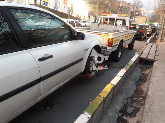 امداد خودرو شرق تهران ماشین بر بکسل نیسان جرثقیل حمل چرخگیر در گروه خرید و فروش خدمات و کسب و کار در تهران در شیپور-عکس1