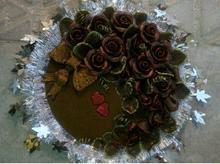 تزیین ظرف حنا باقیمت مناسب در شیپور-عکس کوچک