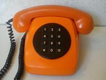 تلفن زیمنس آلمان قدیمی نوستالژی  رنگ فابریک اانتیک در شیپور-عکس کوچک