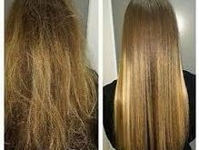 صافی دائمی مو - موهای رنگ شده یا طبیعی و رنگ نشده -ریباندینگ در شیپور-عکس کوچک