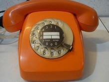 تلفن زیمنس آلمان حک شده گردون قدیمی اانتیک سالم ا در شیپور-عکس کوچک