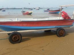 قایق موتور 25 یاماها در شیپور-عکس کوچک