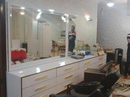 دکور mdf آماده آرایشگاه زنانه استفاده نشده  در شیپور-عکس کوچک