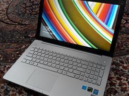 لپ تاپ ایسوز N550j در شیپور-عکس کوچک