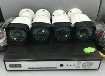 پکیج چهار دوربین مداربسته AHD در شیپور-عکس کوچک