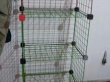 قفسه توری مربع و مستطیل و نیم دایره تعداد محدود در شیپور-عکس کوچک