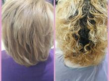 رنگ مو  بالیاژ آمبره سامبره   در شیپور-عکس کوچک
