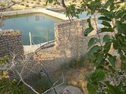 باغ با استخر و چاه آب در شیپور-عکس کوچک