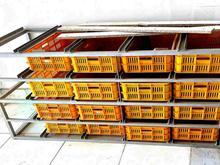 ویترین کشو 5 طبقه ریلی دست ساز جنس عالی در شیپور-عکس کوچک