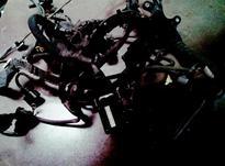 سیم کشی کامل موتور بنز  CLS در شیپور-عکس کوچک