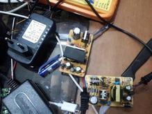 تعمیر اداپتور دوربین مداربسته در شیپور-عکس کوچک