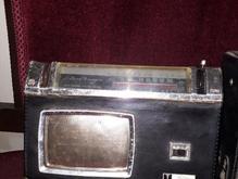 یک عدد رادیو قدیمی وانتیک توشیبا دوموج تعمیری  در شیپور-عکس کوچک