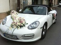 اجاره و تزئین ماشین عروس در شیپور-عکس کوچک