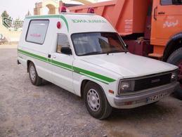3فقره مزایده 1- آمبولانس مزدا  2- تراکتور  3- جایگاه CNG   در شیپور-عکس کوچک