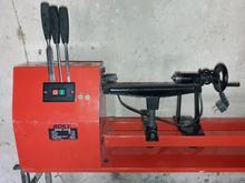دستگاه خراطی  در شیپور-عکس کوچک