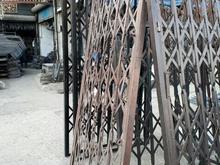 حفاظ آکاردئونی،حفاظ،انواع نرده،آهنگری،جوشکاری  در شیپور-عکس کوچک