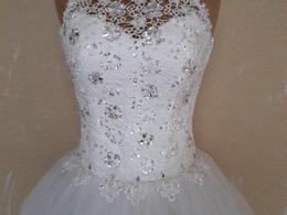 لباس عروس کوتاه و تاج در شیپور-عکس کوچک