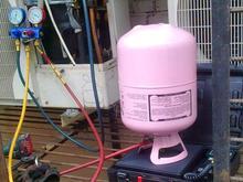 شارژ گاز کولر گازی وجا به جایی در شیپور-عکس کوچک