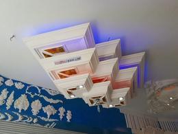 گچبری سقف نور مخفی در شیپور-عکس کوچک
