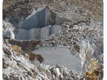 معدن مرمریت قهوه ای سوخته در شیپور-عکس کوچک