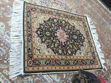 فرش دست بافت زرنیم در شیپور-عکس کوچک