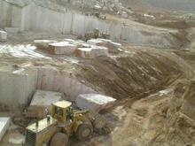 معدن سنگ مرمریت  در شیپور-عکس کوچک