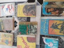 فروش حدود دویست جلد کتاب قدیمی رمان و شعر در شیپور-عکس کوچک