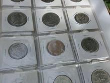 البوم کلاسوری با سکه ها در شیپور-عکس کوچک