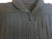 پلیور مردانه دستبافت در شیپور-عکس کوچک