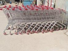 چرخ خرید فروشگاهی چینی  در شیپور-عکس کوچک