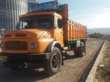 کامیون بنز تک باری عالی در شیپور-عکس کوچک