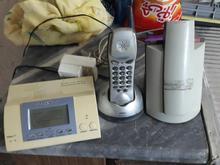 تلفن بی سیم 2تاآیدی کالر در شیپور-عکس کوچک