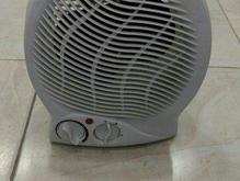 هیتر برقی پنکه ای و گردان در شیپور-عکس کوچک