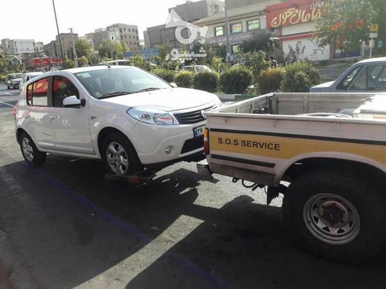یدک کش خودرو شرق تهران امداد جرثقیل نیسان خودروبر در گروه خرید و فروش خدمات و کسب و کار در تهران در شیپور-عکس3