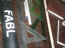 لوازم معماری انواع خط کش تی زیر قیمت سالم دانشجویی در شیپور-عکس کوچک