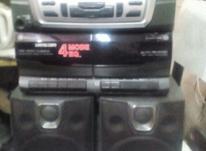 رادیو ضبط ال جی، در شیپور-عکس کوچک